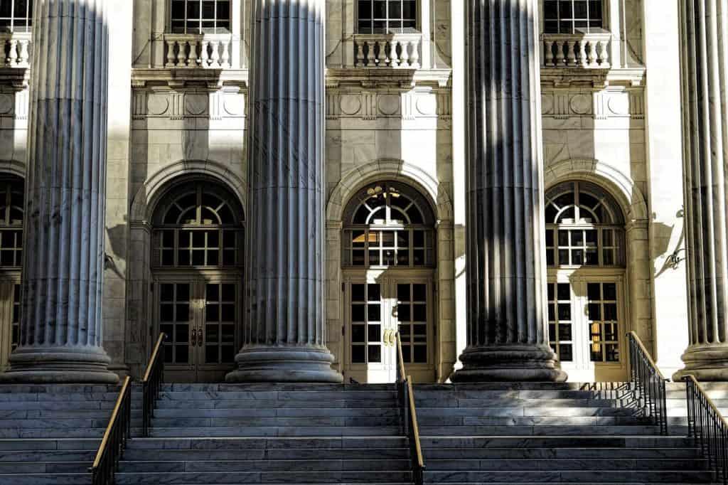 Gerichtsgebäude - Kündigungsschutz - klage